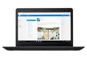 "Ноутбук Lenovo ThinkPad Edge E470 20H1006LRT (14"" 1366x768, Core i5-7200U(2.5), 4Gb, 500Gb, Cam, GLAN, WiFi, BT, CR, HDMI, USB2.0, 2USB3.0, W10Pro, 1.88кг)"
